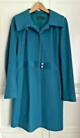 Reiss Wool-Cashmere Coat Size 14