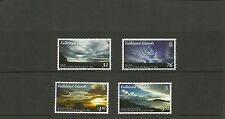 FALKLAND ISLANDS 2015 SG1334-1337  CLOUDS  SET MNH