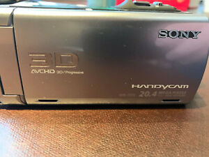 Sony 3D HDR-TD20 Twin lens, 5.1 surround, Full HD 3D Camcorder.