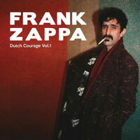 "Frank Zappa : Dutch Courage - Volume 1 VINYL 12"" Album 2 discs (2017) ***NEW***"