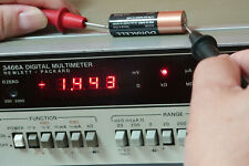 Hp 3466a Digital Multimeter Hewlett Packard Bench Multi Meter