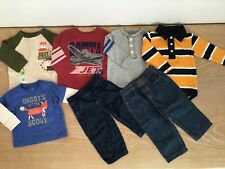 Infant Boy's Clothing Lot of 7 Size 12 Months