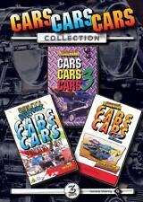 OFFICIAL Summernats Cars, Cars, Cars DVD collection! 3 Disks! V8's Holden Ford