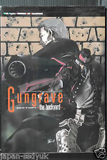 Gungrave the backyard Yasuhiro Nightow trigun book Oop
