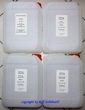 Spurenelemente Mix 4x5L Komplett-Set für Meerwasser 3,72?/L