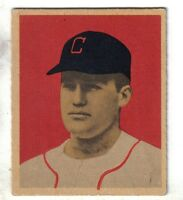 1949 Bowman Baseball Card #44 Dave Philley Chicago White Sox EX