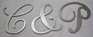 Wedding Decoration, Venue Decor, Wood Initials- 3 piece set-Customizable