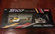 Syma S107 S107G Mini Remote Control RC Helicopter Gyro, NIB SHIP FROM STORE