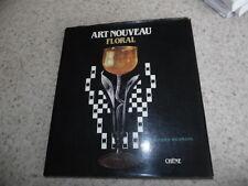 1986.Art nouveau floral.wichmann