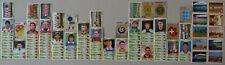 images PANINI Football EUROPE EUROPA 96 - 119 images différentes - ENGLAND
