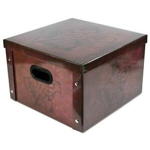 Harry Potter Storage Box Hogwarts Official Merchandise