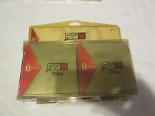 Open Box Iomega Zip 250MB Disk Mac Pack 8 Vintage Shelf Pulls BIN Apple Format