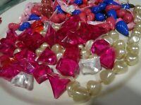 460grperles loisirs créatifs  perles diverses = collier  customiser sacs vestes