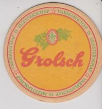 Bierdeckel / Beercoaster / Bierviltje Grolsch