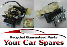 Mazda Premacy Mk1 - Boot/Tailgate Central Locking Motor/Latch/Mechanism