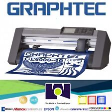 "Graphtec CE6000-40 PLUS (15"") Cutter FREE SHIPPING"
