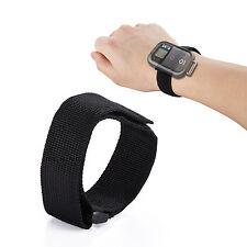 Adjustable Velcro Wrist Strap Mount Band Black for GoPro WiFi Remote Controller