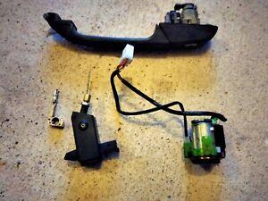 Range Rover P38 Lock Set Key
