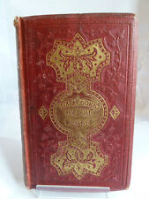 ELIZA COOK'S POETICAL WORKS 1862 ILLUSTRATED