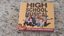 High School Musical Special Edition 2 Disc Soundtrack CD VGUC
