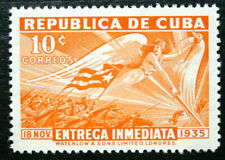 1936 Latin America, Special Delivery, Triumph of the Revolution, 1 Stamp, Mnh