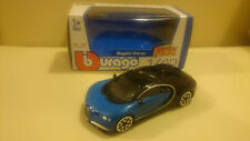 Bburago - Bugatti Chiron DEDICATED BOX - Burago 1:43 - NEW
