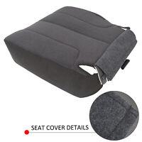 For 03-05 Dodge Ram 1500 2500 3500 SLT Driver Side Bottom Cloth Seat Cover