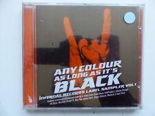 CD INFERNAL RECORDS Sampler Vol 1 GINGER VO PACK ZHIVAGO SUPERSHIT 666 HUGE BABY