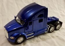 Kinsmart - 1:68 Scale Model Kenworth T700 Blue (BBKT5357DBL)