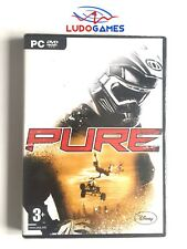 Pure PAL/SPA PC Videojuego Videogame Sealed Retro Precintado Brand New