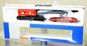 The crane with digital control DCC 46902 Roco  HO scale