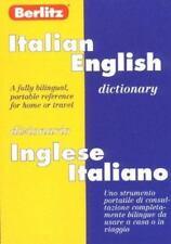 Berlitz Bilingual Dictionary (Italian Edition)