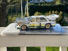 Minichamps 1:18 Art Car Roy Lichtenstein BMW 320i Gruppe 5 by Raceface-Modelcars