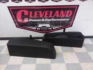 2003-2006 Chevrolet SSR OEM Truck Bed Storage Bins Tool Boxes Box Bin