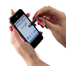 10x Eingabestift mini Schwarz für Smartphone Touchpen Tablet ipad Touch Pen