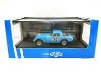 GORDINI Type 18s 24 H du Mans 1950- 1:43 La Saga Gordini ATLAS DIECAST MODEL CAR