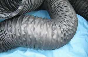 """1936-1975 Buick 3 3/4"""" Flexible Heater/Defroster Air Duct Hose.Sold by the Foot."""