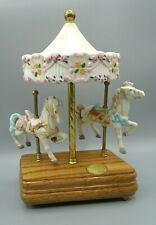 Willets Waltz Carousel Waltz Limited Edition Music Box 1987
