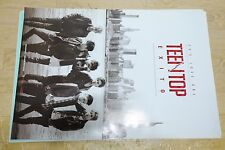 TeenTop - TEEN TOP 20's LOVE TWO EXITO  *Official POSTER* KPOP FOLDED POSTER
