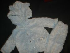 ~Luxuriously Soft.Vitamin Baby.Baby Boy Sherpa Outfit / Set 3-6 Months.8.99