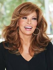 Curve Appeal RAQUEL WELCH WIG Most Colors HeatOK Lacefront Monopart