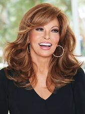 "Raquel Welch Wig ""CURVE APPEAL"" MOST COLORS-BestSeller-HeatOK-Lacefr-Monotpart"