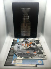 NHL 13 Stanley Cup Edition - Complete CIB  - Steelbook - Missing Sleeve - PS3