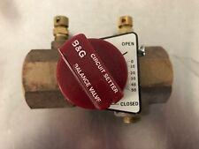 B&G Bell & Gossett Circuit Setter Plus CB 1 Balance Valve 117102