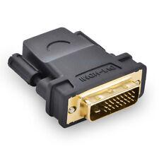 Premium24+1 HDMI Female to DVI Male Standard Converter Connector Adapter