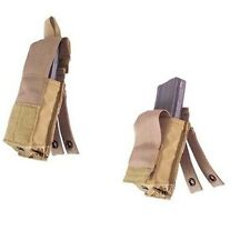 USMC Issue Coyote Brown .223 Speed Reload Magazine pouch - New