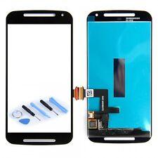 Display Full LCD Complet unité pour Motorola Moto g2 xt1068 réparation Noir