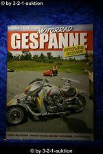 Motorrad Gespanne Nr.84 6/04 Harley oder Buell Gespann ?