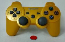 Original Sony Dualshock 3 PS3 Controller |  Playstation  | Gold | gebraucht