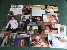 CELINE DION - POP/ROCK MUSIC  -  CLIPPINGS /CUTTING PACK